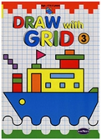 Buy NavNeet Draw With Grid Part 3 - English