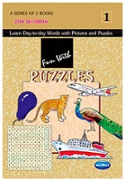Buy NavNeet Fun With Puzzles Part 1 - English
