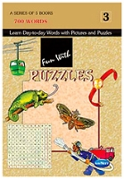 Buy NavNeet Fun With Puzzles Part 3 - English