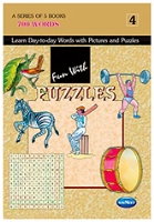 Buy NavNeet Fun With Puzzles Part 4 - English