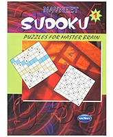 Buy NavNeet Sudoku Puzzles For Master Brain Part 1 - English