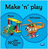 NavNeet Make N Play Plane and Helicopter
