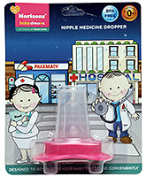 Buy Morison Baby Dreams Medicine Dropper Pink