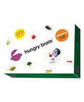 Buy Krazy Vegetables Mini Flash Cards
