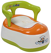 Fab N Funky Potty Chair - Sheep Print