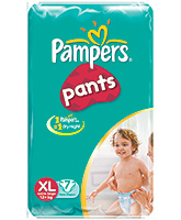 Pampers Diaper Pants Extra Large - 7 Pieces