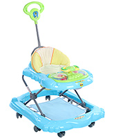 Fab N Funky Musical Baby Walker with Playtray
