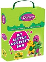 Sterling Barney My Little Activity Box