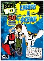 Buy Sterling Ben 10 Create A Scene 50 Plus Stickers