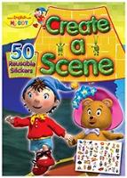 Sterling Create A Scene Stickers - Noddy