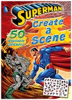 Buy Sterling Create A Scene Stickers - Superman