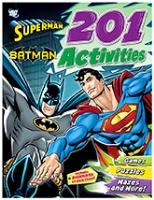 Sterling Superman Batman 201 Activities - English