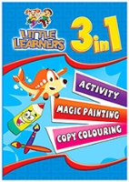 Sterling  Little Learners 3 In 1 - English