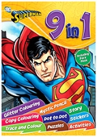 Sterling Superman 9 In 1 - English