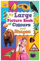 Sterling My Large Picture Book Of Colours And Shapes - English