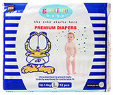 Baby Diapers - Garfield Baby Premium Diapers