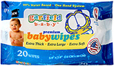 Garfield Premium Baby Wipes