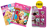 Barbie Combo 7 - Set of 2 Books