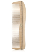 Roots Wooden Hair Comb - 1106