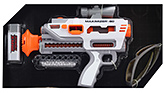 Buy Fab N Funky Max Force Maximizer 60 Toy Gun With Eye Wear - 6 Pieces