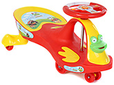 Buy Toyzone Deluxe Magic Swing Car Red Rideon - Upto 35 Kg