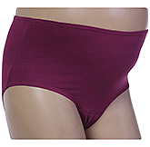 Buy Bodycare Maternity Panty - Wine Color