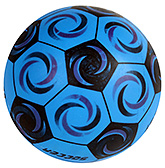 Buy Fab N Funky Designer Blue Football - Soccer Print