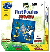 Buy Sterling Ben 10 First Puzzles Opposites