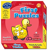 Buy Sterling First Puzzles Animals