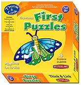 Buy Sterling Tiny Hands First Puzzles Insects