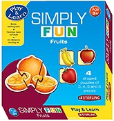 Buy Sterling Simply Fun Fruit Puzzles