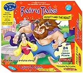 Buy Sterling Fairy Tales Beauty And The Beast - 24 Piece Jigsaw Puzzle