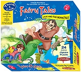 Buy Sterling Fairy Tales Jack And The Beanstalk - 24 Piece Jigsaw Puzzle