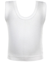 Bodycare Thermal Vest - White