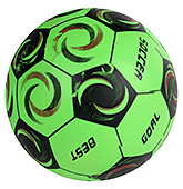Buy Fab N Funky Designer Green Football - Soccer Print