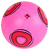 Buy Fab N Funky Designer Pink Football - Circle Print