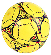 Fab N Funky Designer Football - Yellow