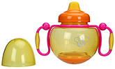 1st Step Spout Cup with Handle Yellow - 260 ml