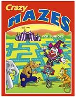 Buy Shree Book Centre Crazy Mazes For Juniors