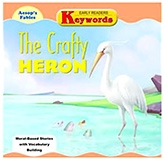 Shree Book Centre Aesops Fables The Crafty Heron - English
