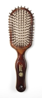 Roots Anti-Bacteria Cushion Hair Brush - 9946