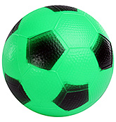 Fab N Funky Green Football - Pentagon Print