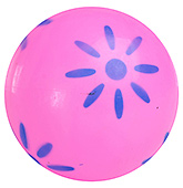 Buy Fab N Funky Pink Football - Flower Print