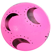 Buy Fab N Funky Moon Print Football - Pink
