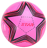 Fab N Funky Pink Football - Star Print
