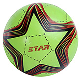Buy Fab N Funky Green Football - Star Print