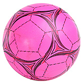 Fab N Funky Abstract Print Football - Pink