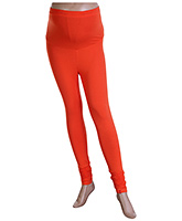 Buy W Maternity Chudidar - Orange