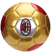 Fab N Funky Golden Football - ACM Print