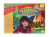 Fun and Learn CD/DVD/Movies - Pre-School Variety Pack